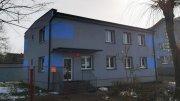 Foto / Budynek Gminnej Biblioteki Publicznej w Gomunicach