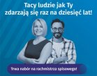 Plakat / NSP2021 Nabór kandydatów na rachmistrzów