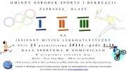 Plakat / Zaproszenie na miting