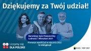 Grafika / NSP2021 Narodowy Spis Powszechny 2021 zakończony